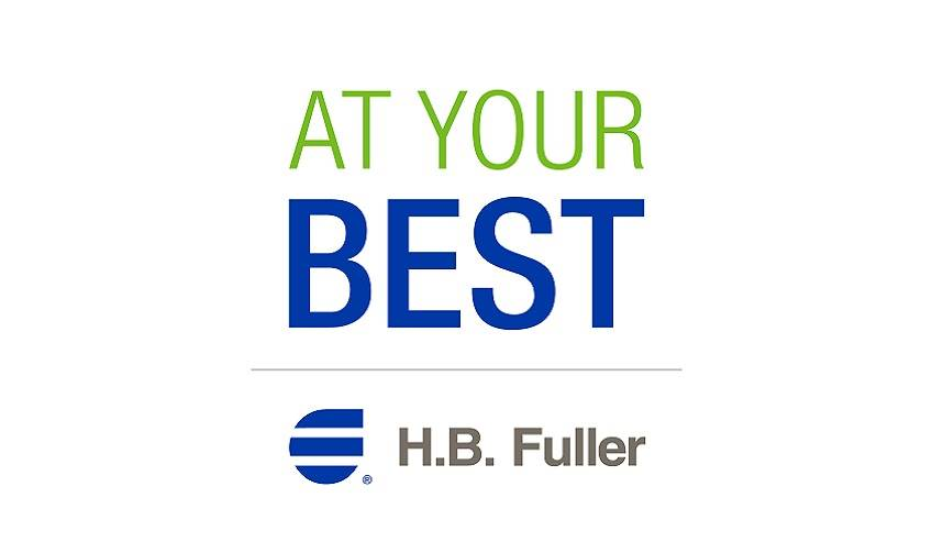 H.B. Fuller At Your Best Logo
