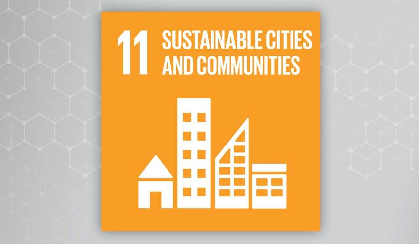 Sustainability Development Goal 11