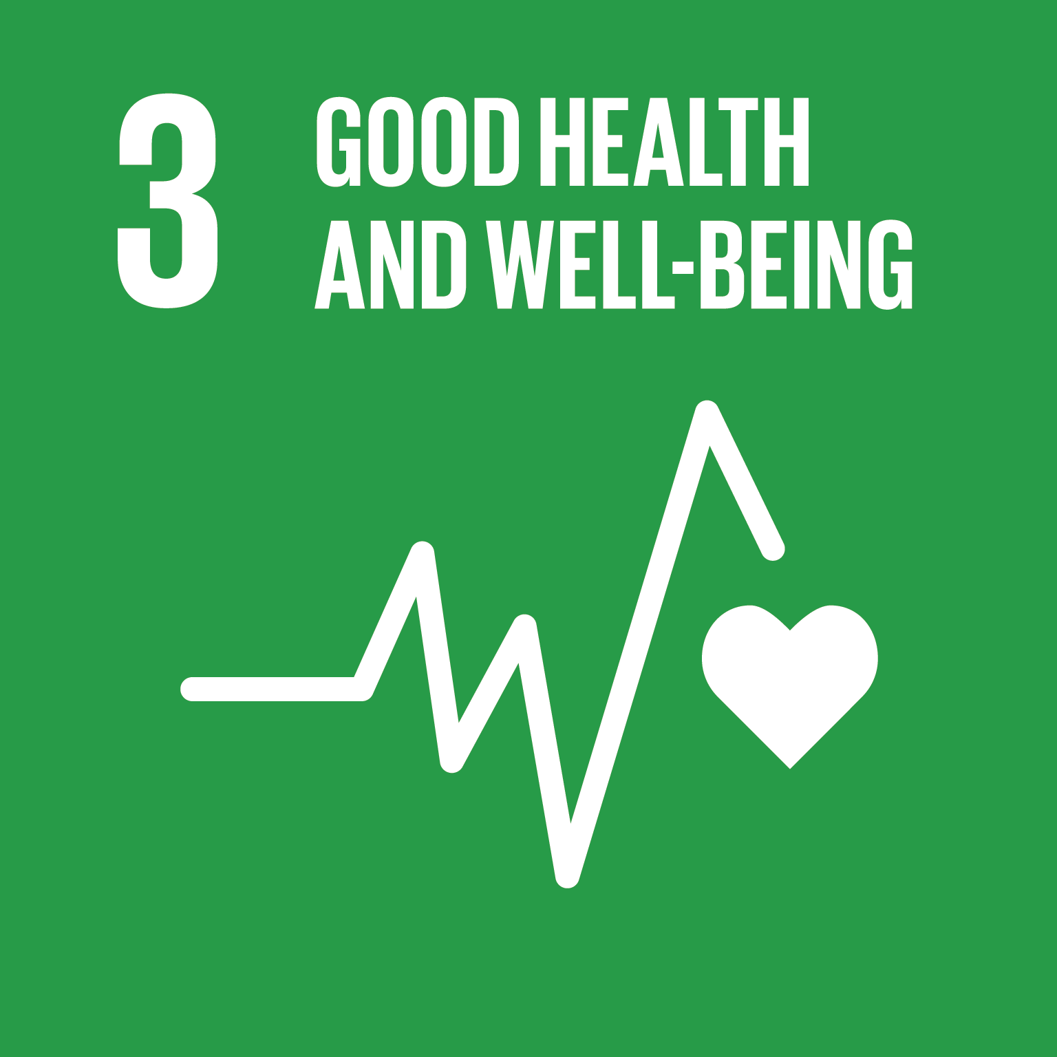 Sustainable Development Goal SDG 03 Health