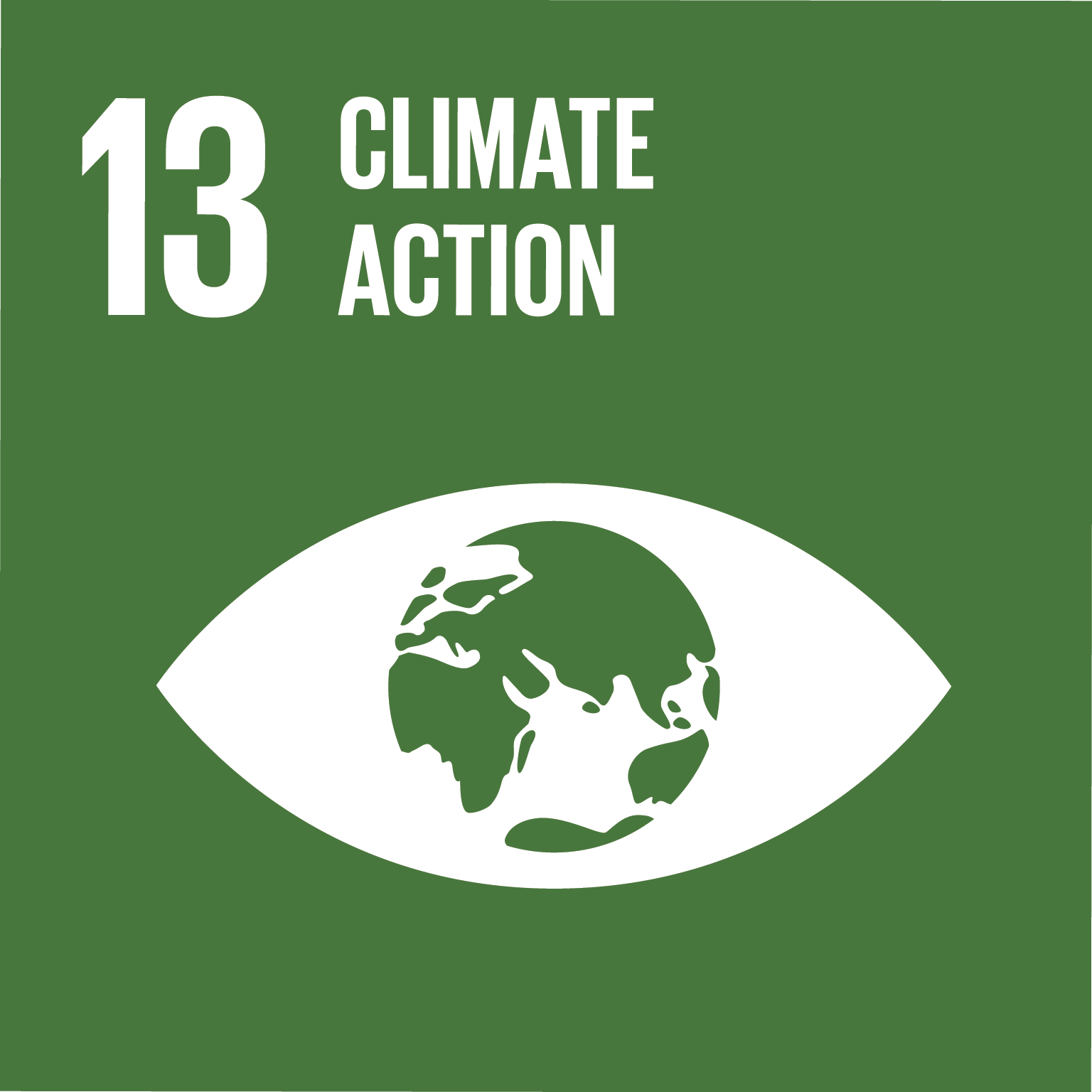 Sustainable Development Goal SDG 13 Climate