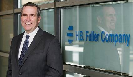 Jim Owens, CEO of H.B. Fuller.