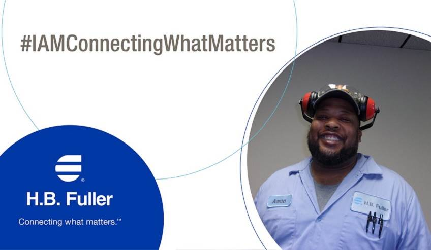 Aaron Thomas, Senior Operator, D Shift, H.B. Fuller