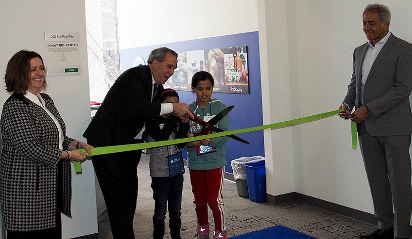 JA Ribbon Cutting