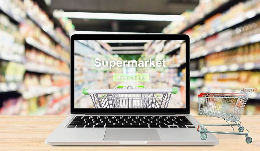 How online grocery shopping is changing flexible packaging.