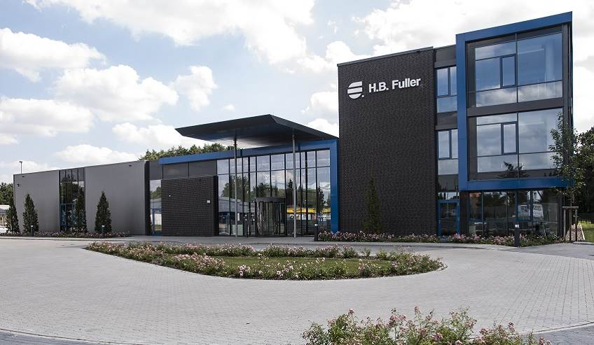 The Luneberg, Germany location for H.B. Fuller.
