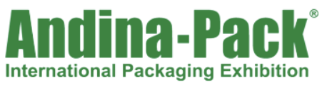 Logo for Andina-Pack International Packaging Exhibition