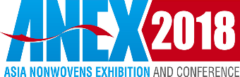 Asia Nonwovens Exhibition and conference logo.