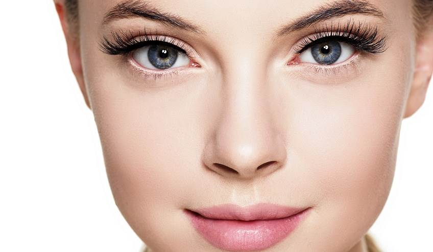 Adhesives for eyelash extensions