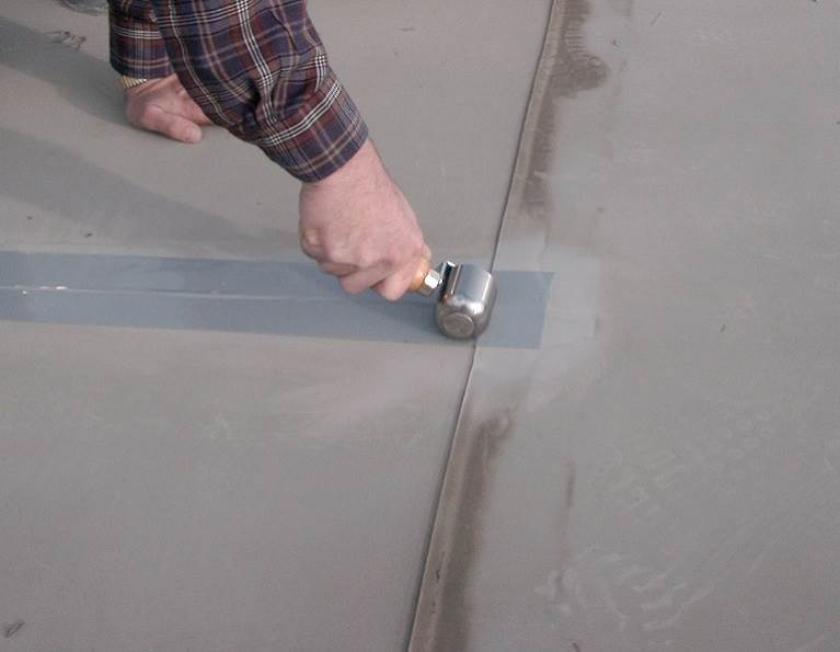 Eternabond repair tapes for roofing.
