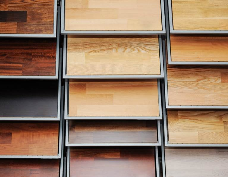Panels Laminated with Swift®bond Reactive Polyurethane Adhesives