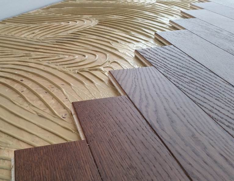 Engineered Wood Flooring Manufacturing