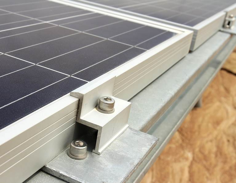 Adhesives for frame sealing on solar panels.