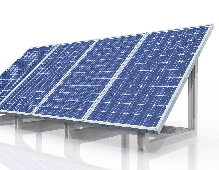 Solar panel for the clean energy market composed of frame sealing adhesive solutions from H.B. Fuller.